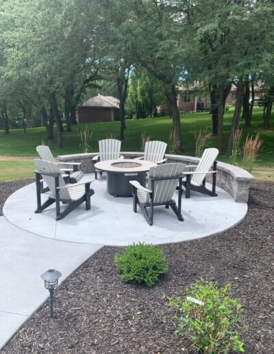 fire pits in des moines